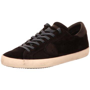 Philippe Model Sneaker Low blau