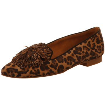 Paul Green Klassischer Slipper animal