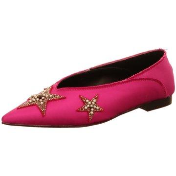 Bibi Lou Klassischer Ballerina pink