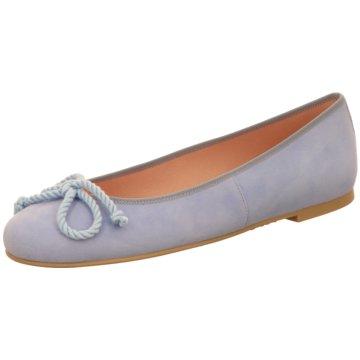 Pretty Ballerinas Klassischer Ballerina blau