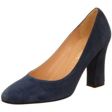 Voltan Pumps blau