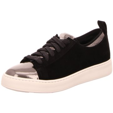 Santoni Sneaker schwarz