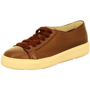 Santoni Sneaker rot