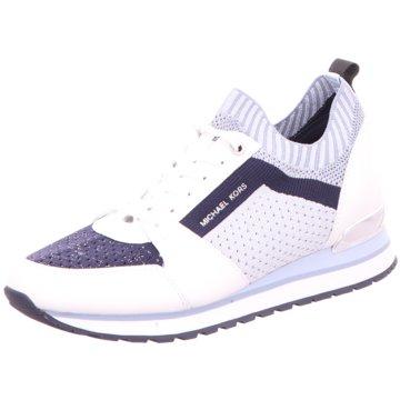 Michael Kors Sneaker Low weiß