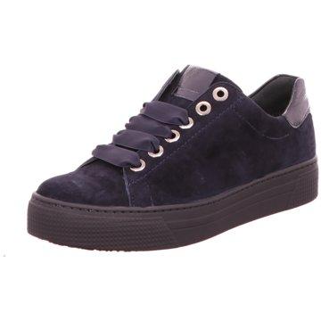 Semler Sneaker Low blau