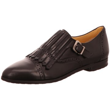 Truman's Business Slipper schwarz