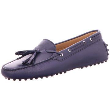 Confort Shoes Bootsschuh blau