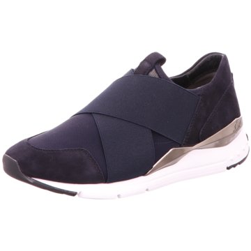 Kennel + Schmenger Sneaker Low blau