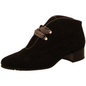 Brunate Klassische Stiefelette schwarz