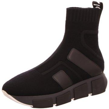 Vic Matié Sneaker High schwarz