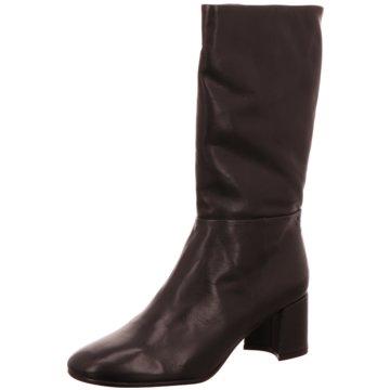 Pons Quintana Klassischer Stiefel schwarz