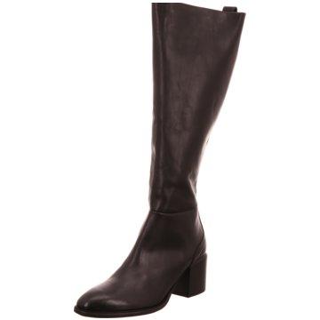 Vic Matié Klassischer Stiefel schwarz