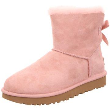 UGG Australia Winterboot rosa