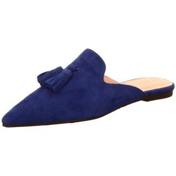 Pretty Ballerinas Mules Pantoletten blau