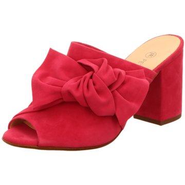 Peter Kaiser Klassische Pantolette rot