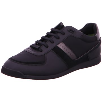 Hugo Boss Sneaker Low schwarz