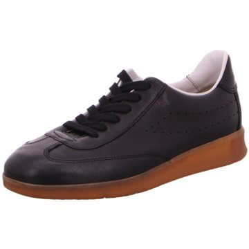 Lloyd Sneaker Low schwarz