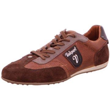 Valsport Sneaker Low braun