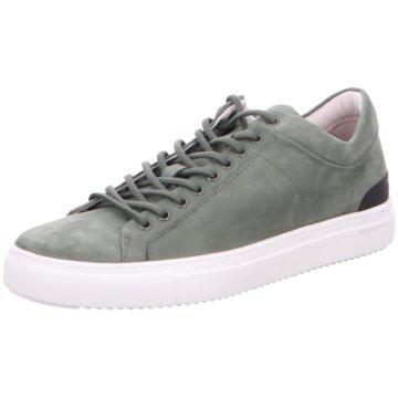Blackstone Sneaker Low grün