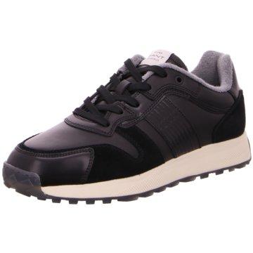 Gant Sneaker Low schwarz