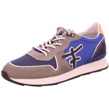 Floris van Bommel Sneaker Low blau