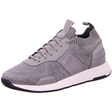 Hugo Boss Sneaker Low grau