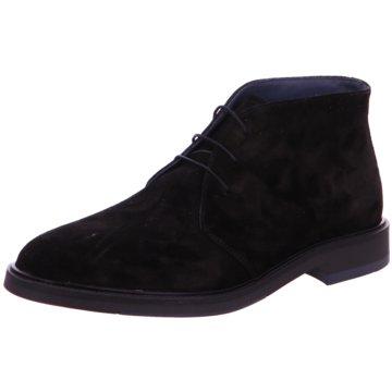 Gant Schnürstiefelette schwarz