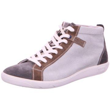 Napapijri Sneaker High weiß
