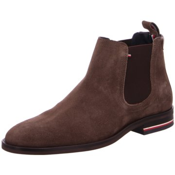 Tommy Hilfiger Chelsea Boot braun