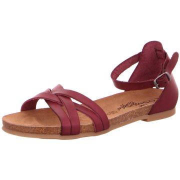Cosmos Comfort Komfort Sandale rot