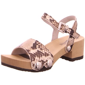 Softclox Plateau Sandalette animal