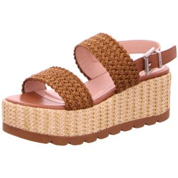 Marc Cain Top Trends Sandaletten beige