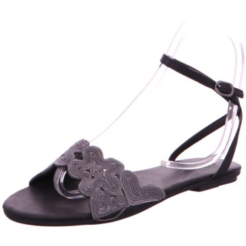 Inuovo Sandale schwarz