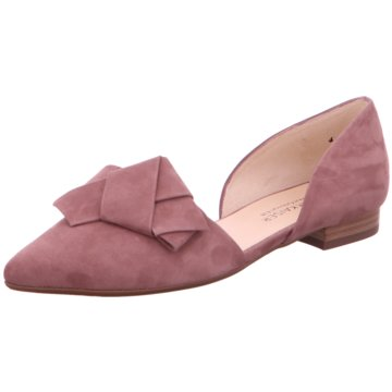 Peter Kaiser Eleganter Ballerina rosa