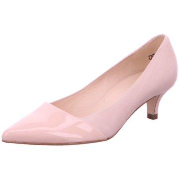 Peter Kaiser Klassischer Pumps rosa