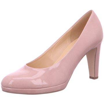 Gabor Pumps rosa