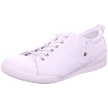 Andrea Conti Sneaker Weiß n5NzOIi
