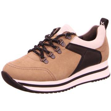 Paul Green Plateau Sneaker beige