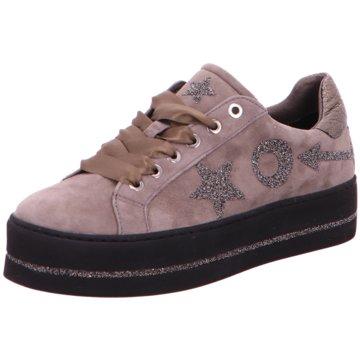 Maripé Plateau Sneaker beige
