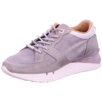 Cetti Plateau Sneaker grau