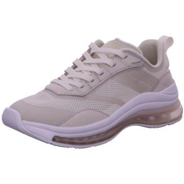 Tommy Hilfiger Sneaker LowCity Air Runner Mix beige