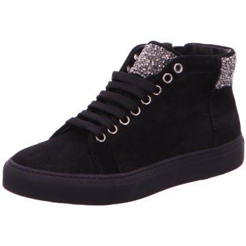 MaiMai Sneaker High schwarz