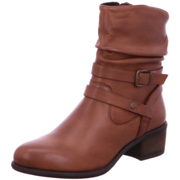 SPM Shoes & Boots Stiefelette braun