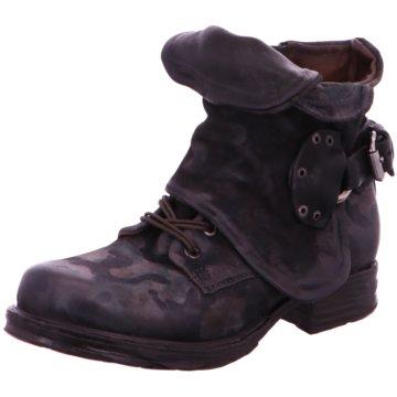 A.S.98 Stiefelette schwarz