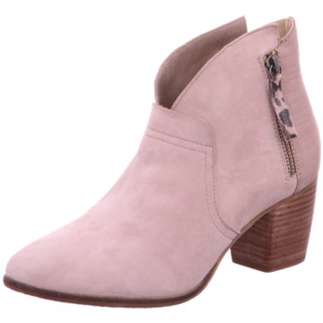 SPM Shoes & Boots Stiefelette rosa
