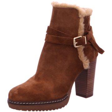 Alpe Woman Shoes Stiefelette braun