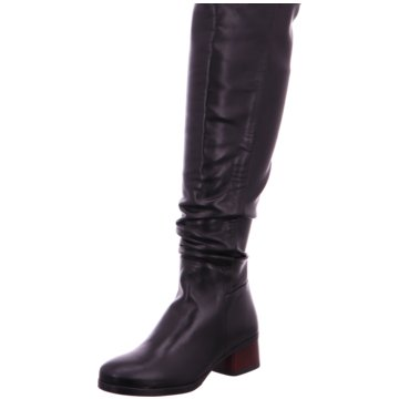 Dei Colli Klassischer Stiefel schwarz