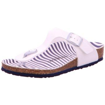 Birkenstock Offene Schuhe weiß