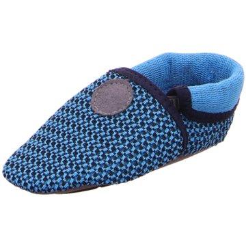 Ricosta Krabbelschuh blau