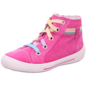 Superfit Sneaker High pink